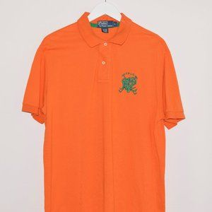 Polo by Ralph Lauren Big Crest Logo Polo Shirt